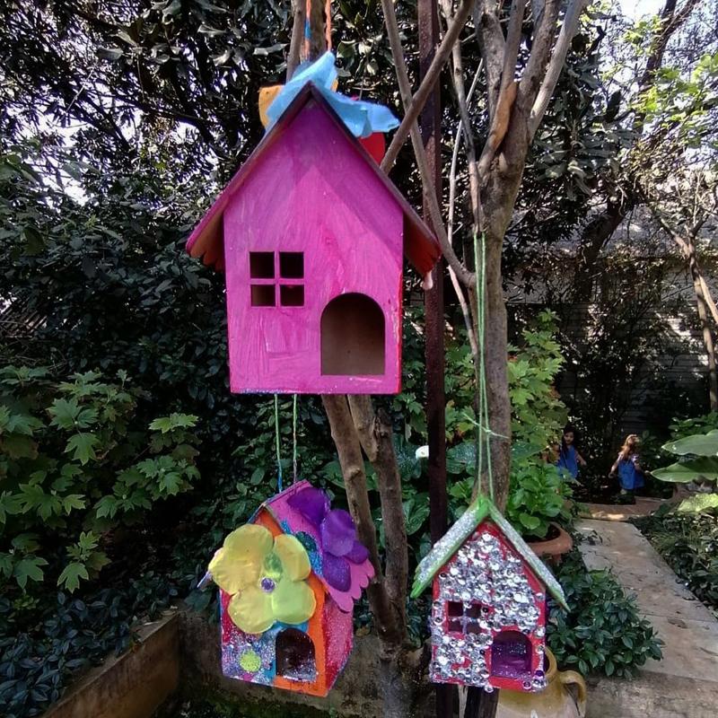 Bird House Party