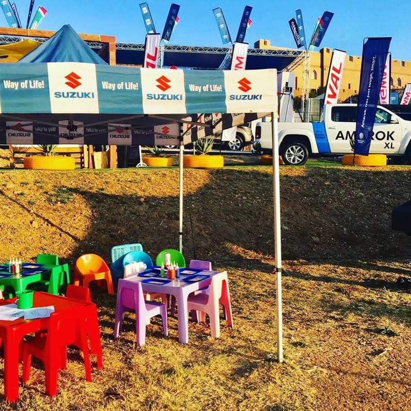 South African Festival of Motoring Event