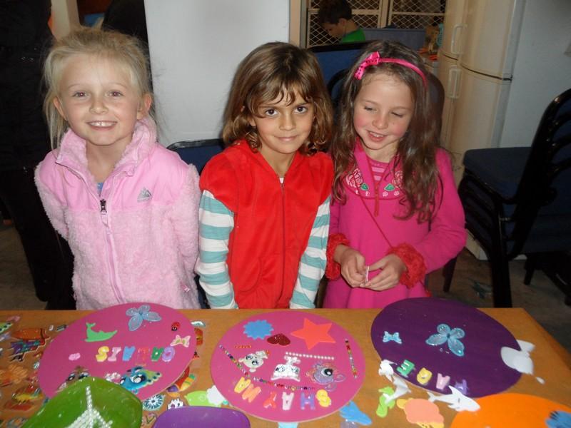 Paint Splash Party