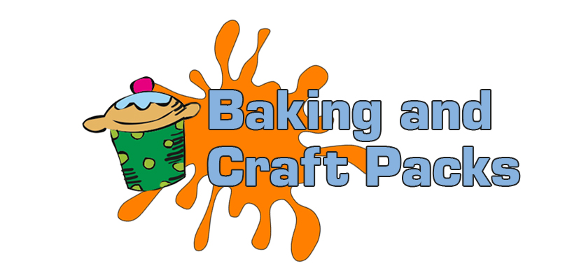 Baking and Craft Packs- ohcrumbs