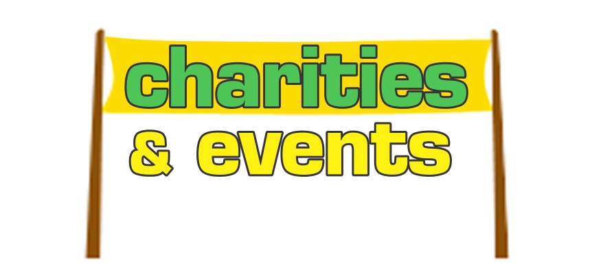 new charities and events ohcrumbs